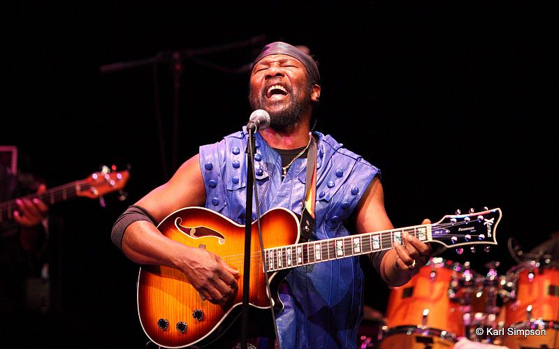 Toots Hibbert of Toots and the Maytals (Photo: Karl Simpson)